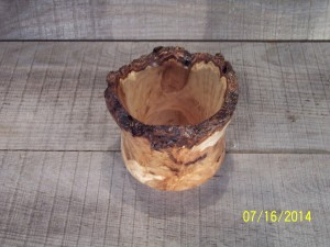"Red Maple Burl 5"" wide & 4"" tall"
