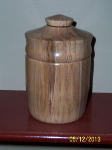 Spalted Yellow Birch