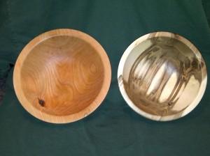 Ambrosia & Cherry Bowls