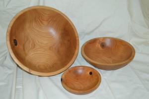 Jamie & Ben's Nested Cherry Bowls